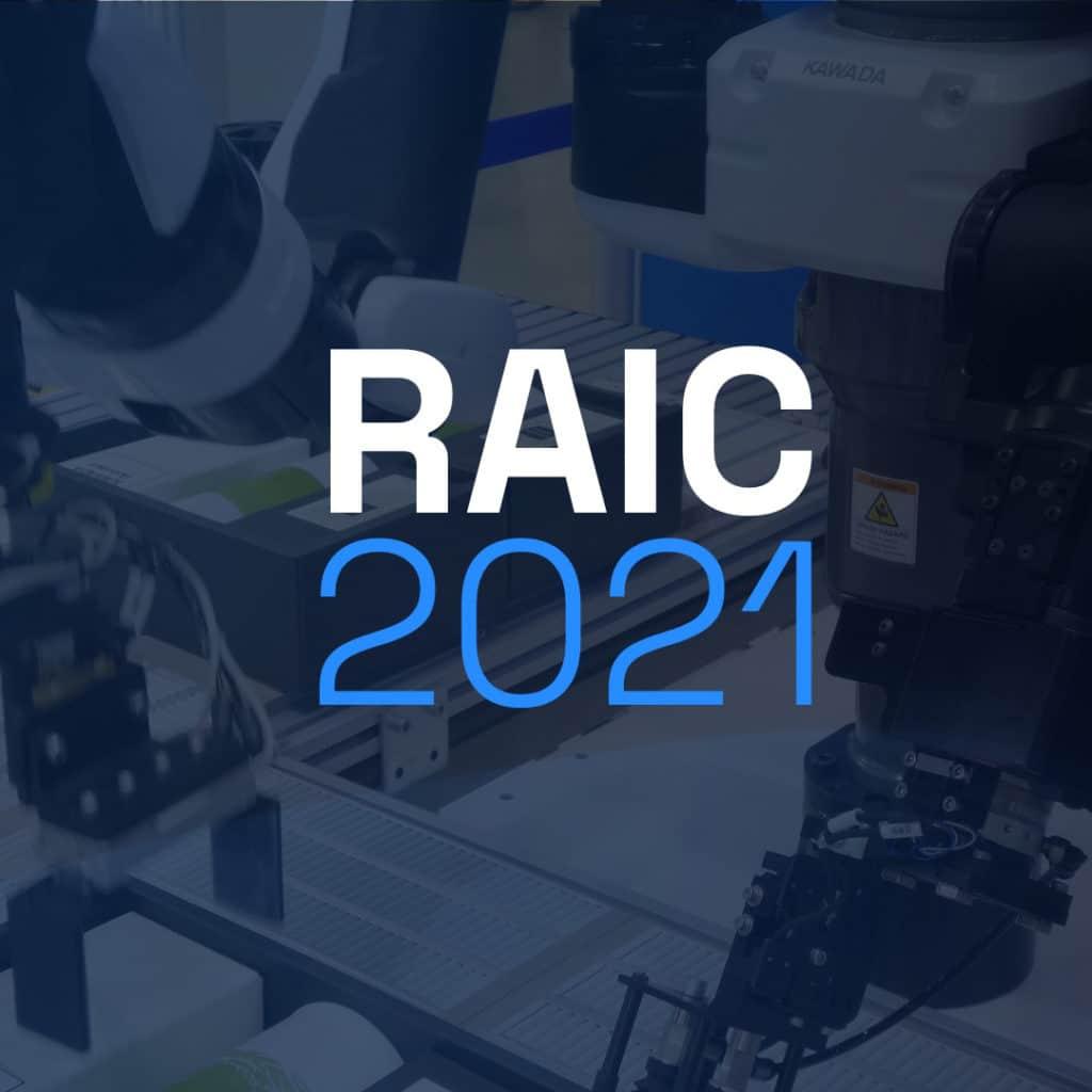 RAIC 2021 logo