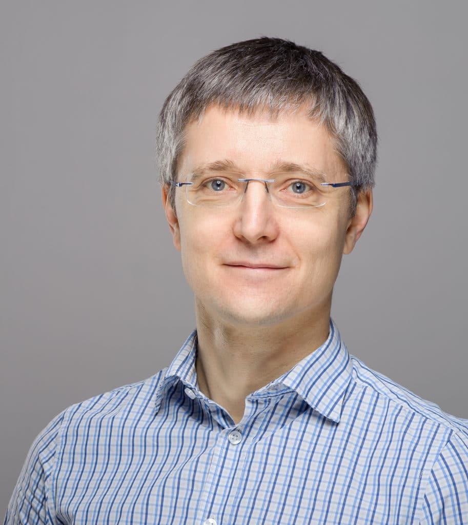 Aksel A. Transeth, SINTEF